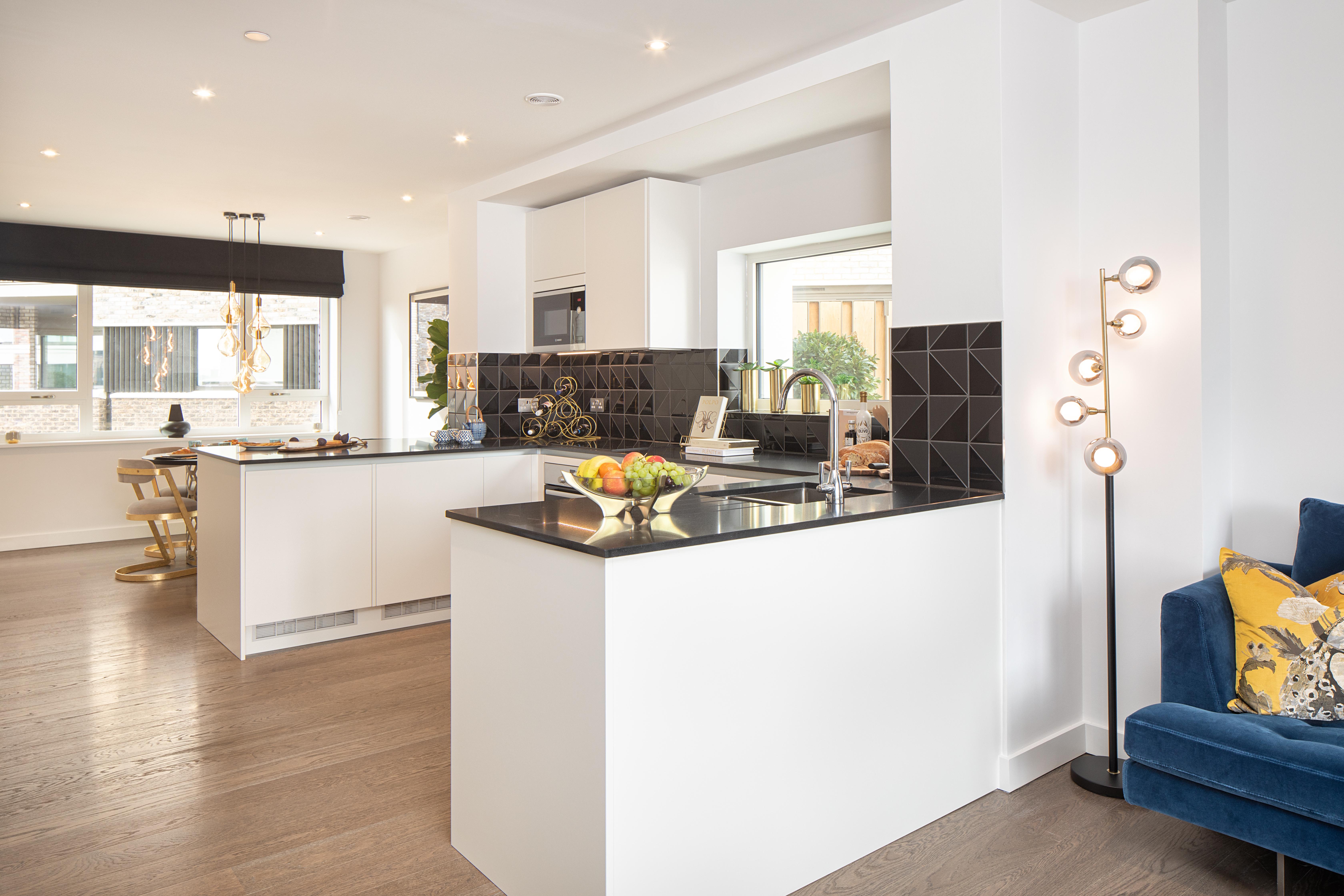 Apartment 501, Elephant Park, London, Lendlease
